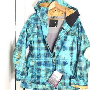 NWT OAKLEY ski /snowboard / snow sport jacket